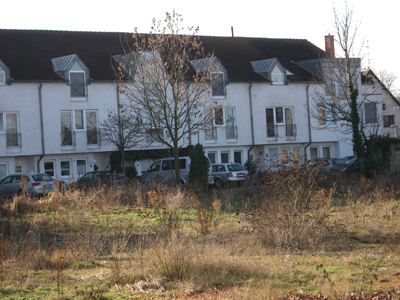 Anlage Bergwinkel in Koeln Suerth (Insgesamt 12 Haeuser)